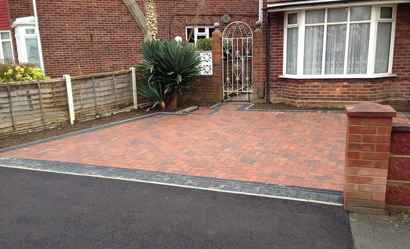 Block Paving Fareham, Gosport
