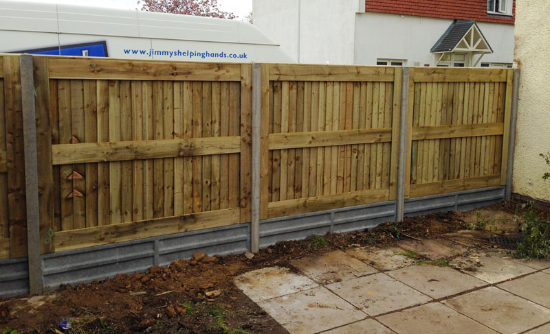 Fences and Fencing Fareham, Gosport